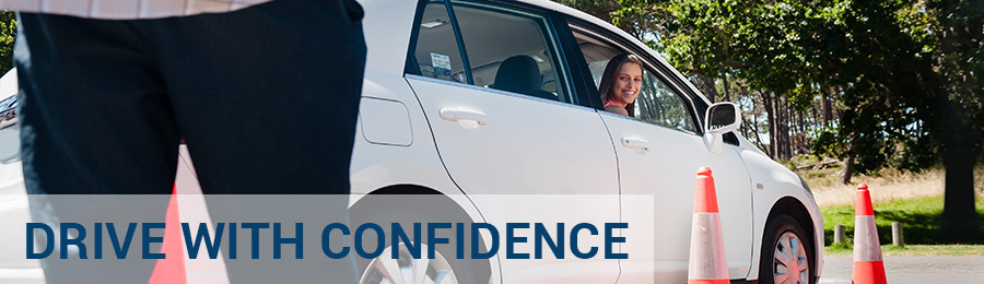 DRIVE WITH CONFIDENCE | learning how to drive