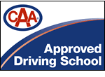 CAA Approved Driving School